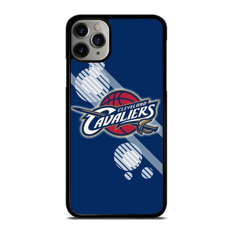 CLEVELAND CAVALIERS ICON-iphone-11-pro-max-case-cover