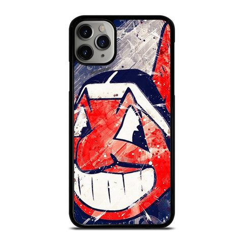 CLEVELAND INDIANS ART-iphone-11-pro-max-case-cover