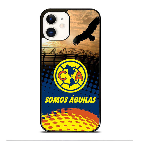 CLUB AMERICA SAMOS AGUILAS NEW iPhone 12 Case Cover