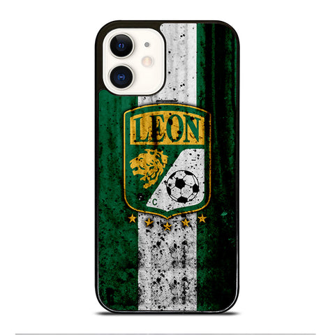 CLUB LEON FOOTBALL ART iPhone 12 Case Cover