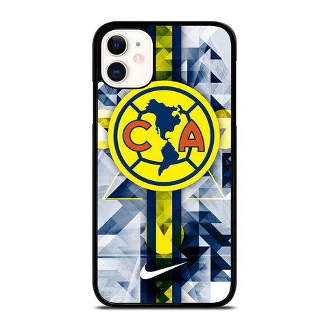 CLUB AMERICA AGUILAS ICON 2-iphone-11-case-cover