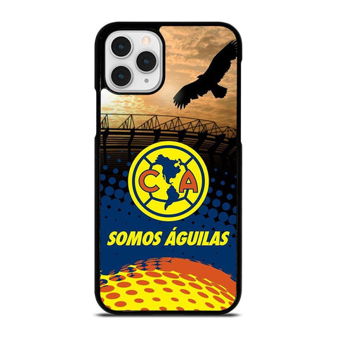 CLUB AMERICA SAMOS AGUILAS NEW-iphone-11-pro-case-cover