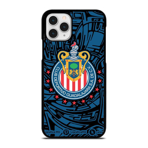 CLUB DEPORTIVO GUADALAJARA CHIVAS 7-iphone-11-pro-case-cover