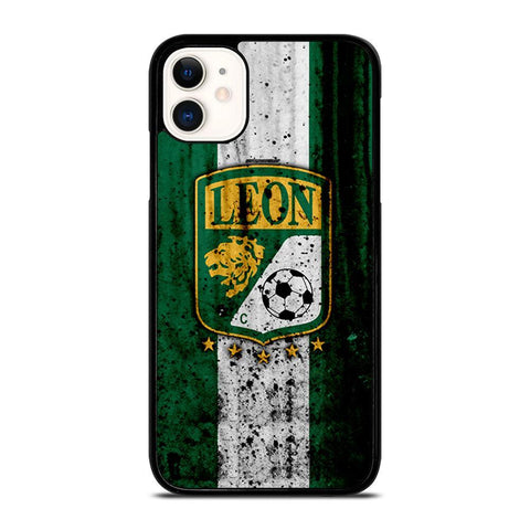 CLUB LEON FOOTBALL ART-iphone-11-case-cover