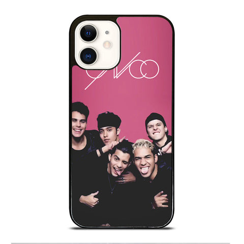 CNCO GROUP 2 iPhone 12 Case Cover