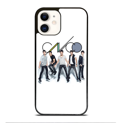 CNCO MEMBER iPhone 12 Case Cover