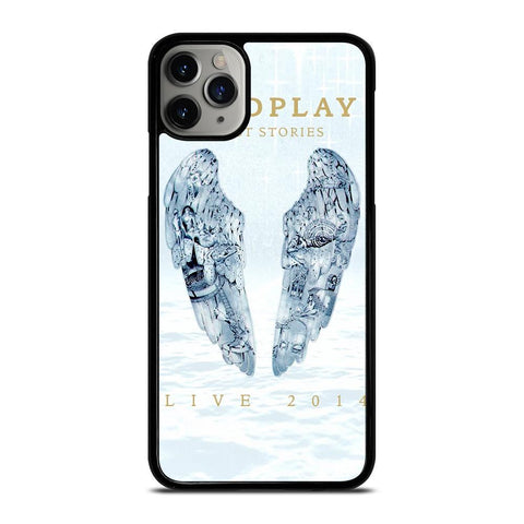 COLD PLAY GHOST STORIES-iphone-11-pro-max-case-cover