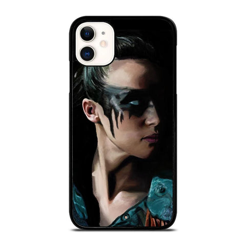 COMMANDER LEXA HEDA THE 100-iphone-11-case-cover