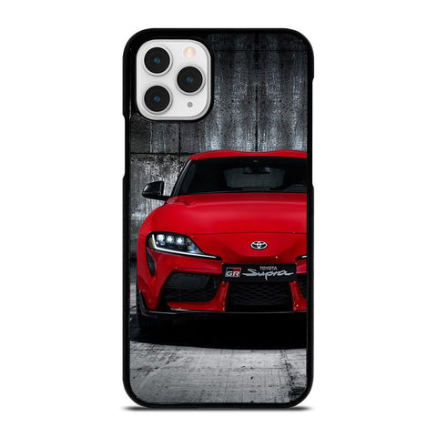 COOL TOYOTA SUPRA-iphone-11-pro-case-cover