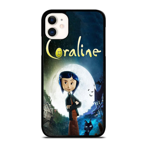 CORALINE MOVE CARTOON-iphone-11-case-cover