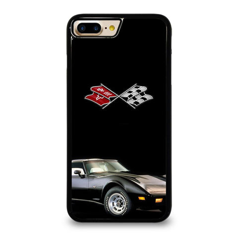CORVETTE C3 VINTAGE LOGO iPhone 7 Plus Case Cover