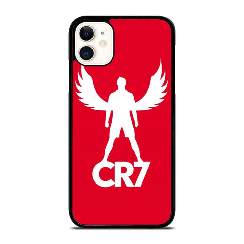 CR7 CRISTIANO RONALDO NEW LOGO-iphone-11-case-cover
