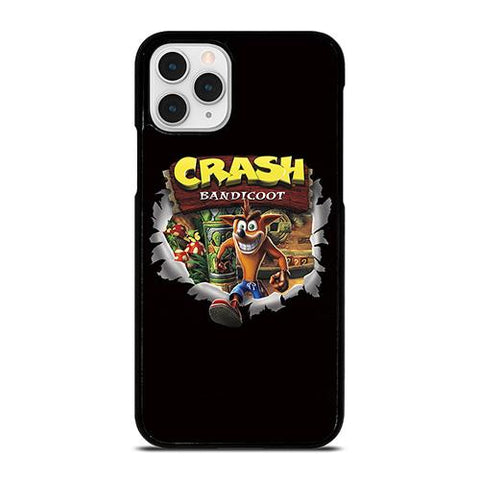 CRASH BANDICOOT CARTOON iPhone 11 Pro Case Cover