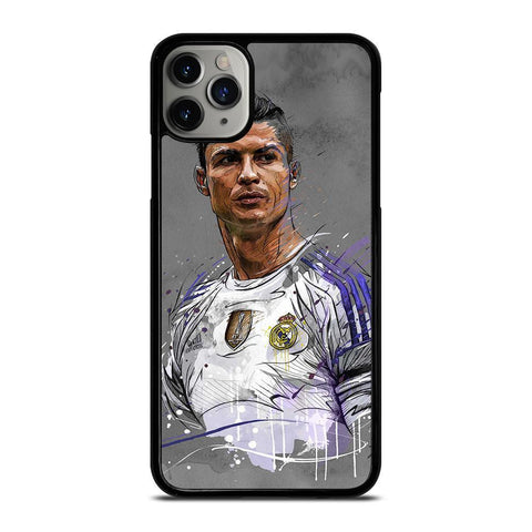 CRISTIANO RONALDO CR7 ART-iphone-11-pro-max-case-cover