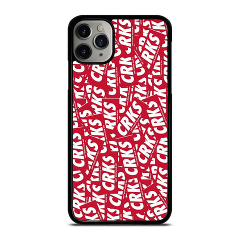 CROOKS AND CASTLES CAN'T RESIST-iphone-11-pro-max-case-cover