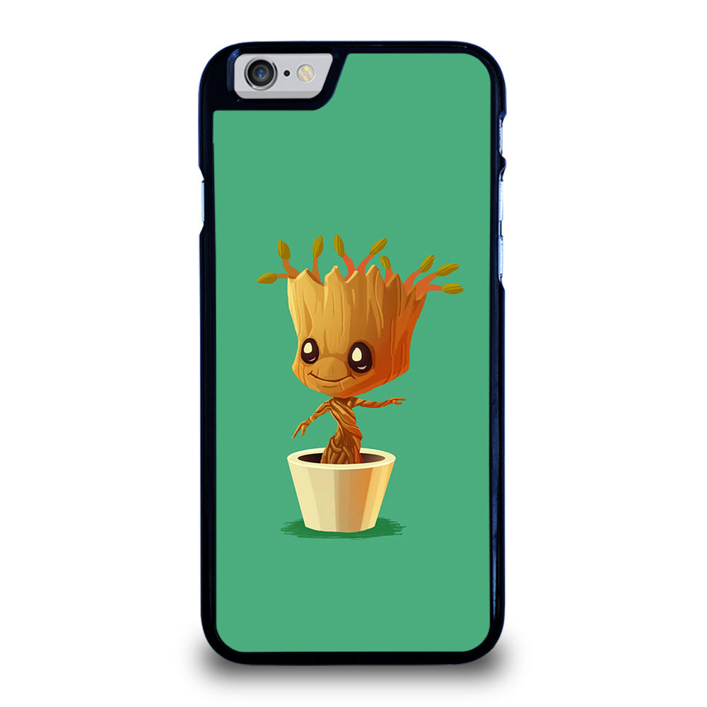 CUTE BABY GROOT IN THE POT iPhone 6 / 6S Case Cover - Favocase