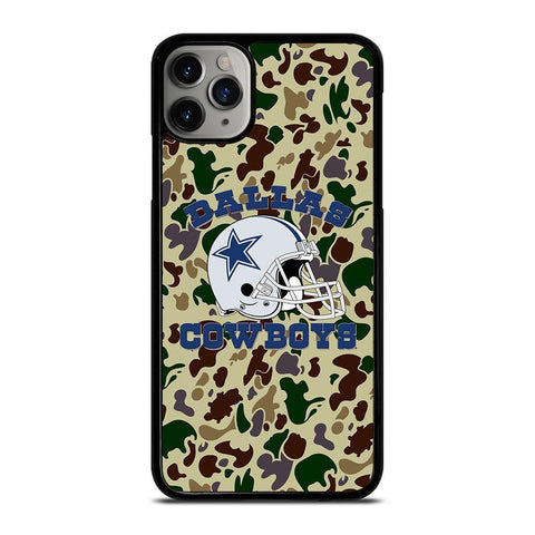 DALLAS COWBOYS CAMO BAPE-iphone-11-pro-max-case-cover