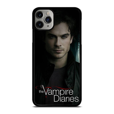 DAMON SALVATORE-iphone-11-pro-max-case-cover