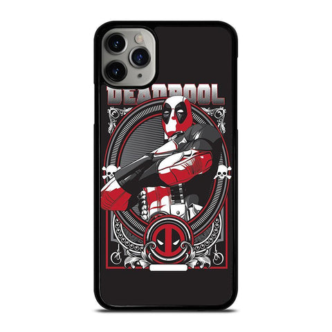 DEADPOOL ART 2-iphone-11-pro-max-case-cover
