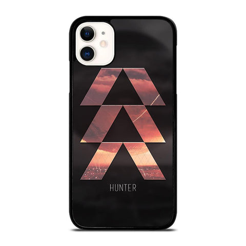 DESTINY HUNTER LOGO-iphone-11-case-cover