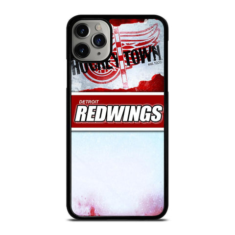 DETROIT REDWINGS-iphone-11-pro-max-case-cover