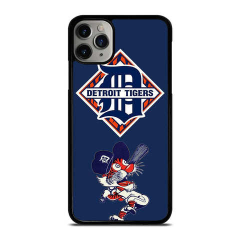 DETROIT TIGERS BASEBALL iPhone 11 Pro Max Case Cover