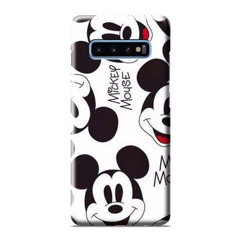 DISNEY MICKEY MOUSE COLLAGE Samsung Galaxy 3D Case Cover
