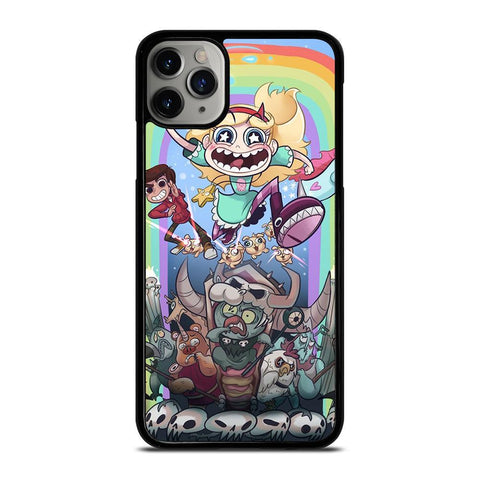 DISNEY STAR VS THE FORCE OF EVIL-iphone-11-pro-max-case-cover