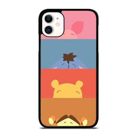 DISNEY WINNIE THE POOH AND FRIENDS-iphone-11-case-cover