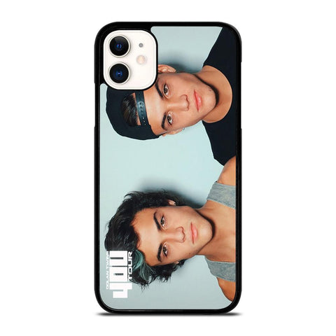 DOLAN TWINS YOU TOUR-iphone-11-case-cover