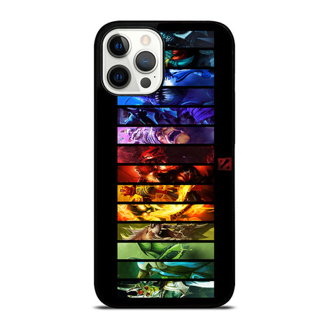 DOTA GAME iPhone 12 Pro Case Cover