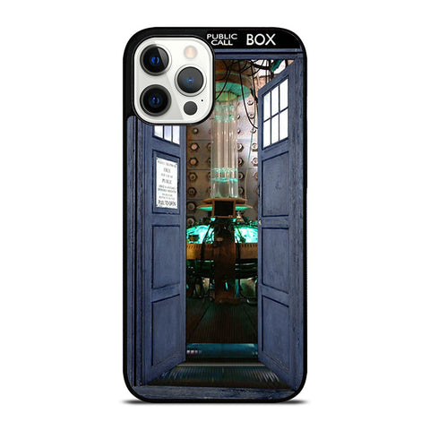 DR.WHO TARDIS OPEN THE DOOR iPhone 12 Pro Case Cover