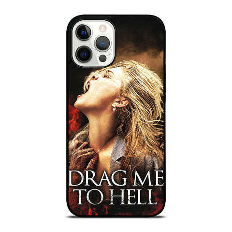 DRAG ME TO HELL iPhone 12 Pro Case Cover
