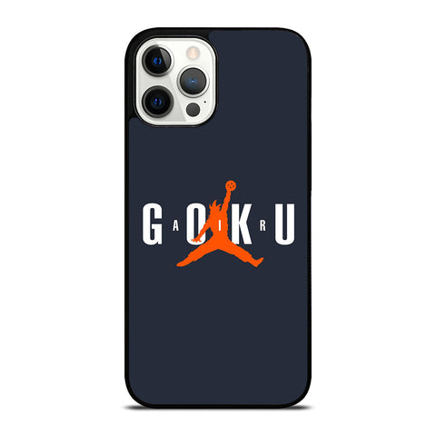 DRAGON BALL AIR GOKU iPhone 12 Pro Case Cover