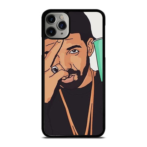DRAKE ART-iphone-11-pro-max-case-cover
