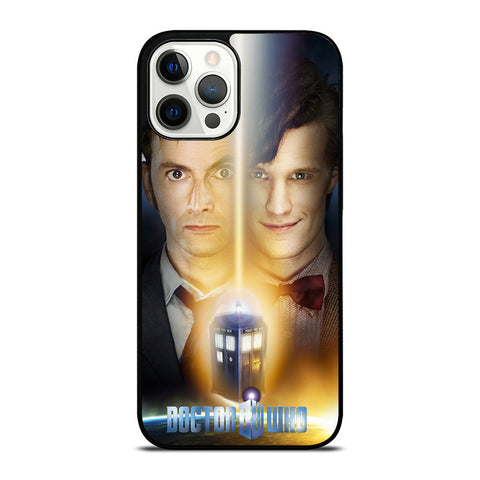 DR WHO iPhone 12 Pro Case Cover