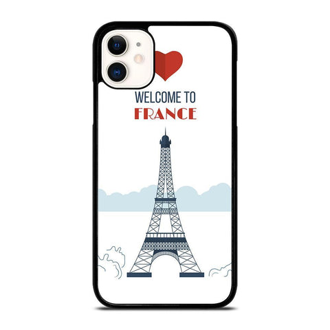 EIFFEL TOWER PARIS FRANCE-iphone-11-case-cover