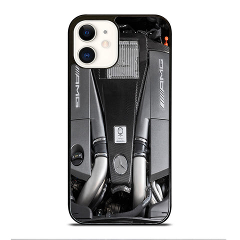 ENGINE  AMG MERCEDES BENZ iPhone 12 Case Cover