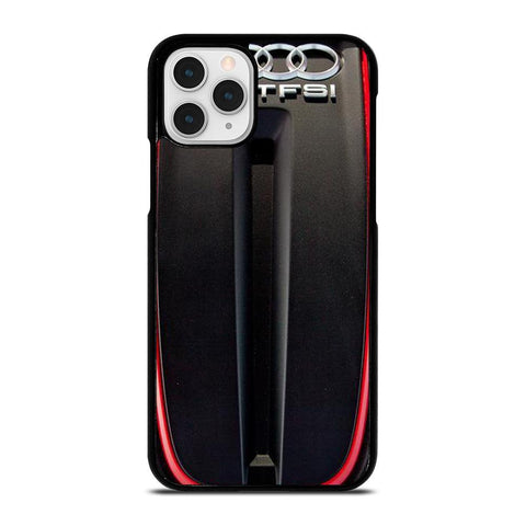 ENGINE AUDI S6 TWIN TURBOCHARGED -iphone-11-pro-case-cover