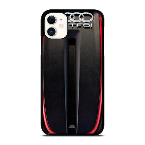 ENGINE AUDI S6 TWIN TURBOCHARGED -iphone-11-case-cover
