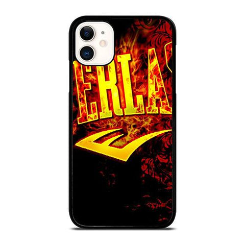 EVERLAST BOXING GEAR BURN LOGO iPhone 11 Case Cover