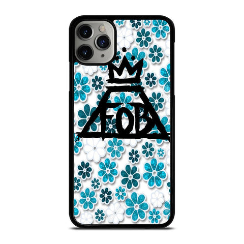 FALL OUT BOY FLORAL-iphone-11-pro-max-case-cover
