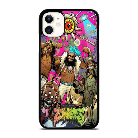 FLATBUSH ZOMBIES-iphone-11-case-cover