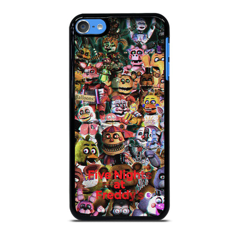 FNAF FIVE NIGHTS AT FREDDY'S CARACTER iPod Touch 7 Case Cover
