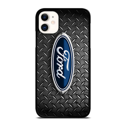 FORD PLATE EMBLEM-iphone-11-case-cover