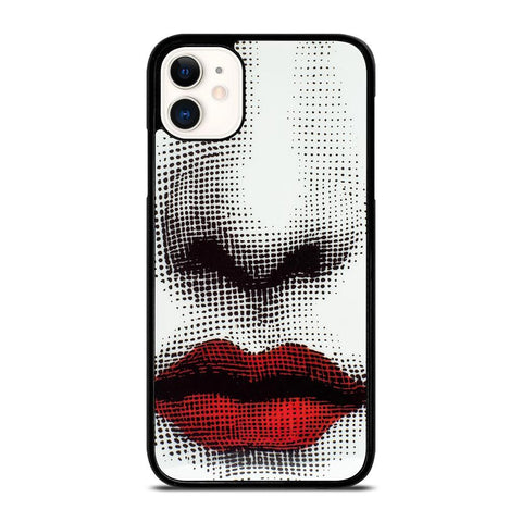 FORNASETTI MOUTH LIPS-iphone-11-case-cover