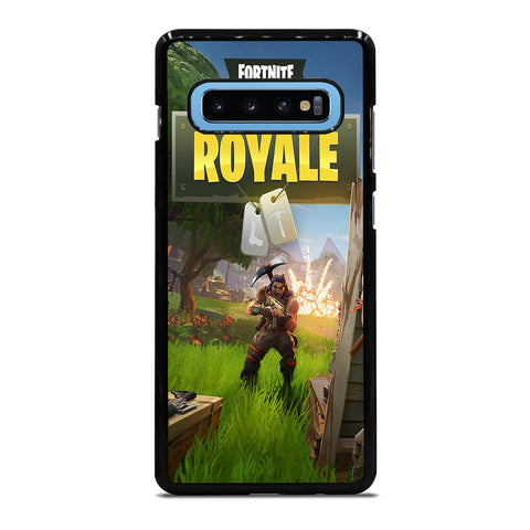 FORTNITE BATTLE ROYAL Samsung Galaxy S10 Plus Case Cover