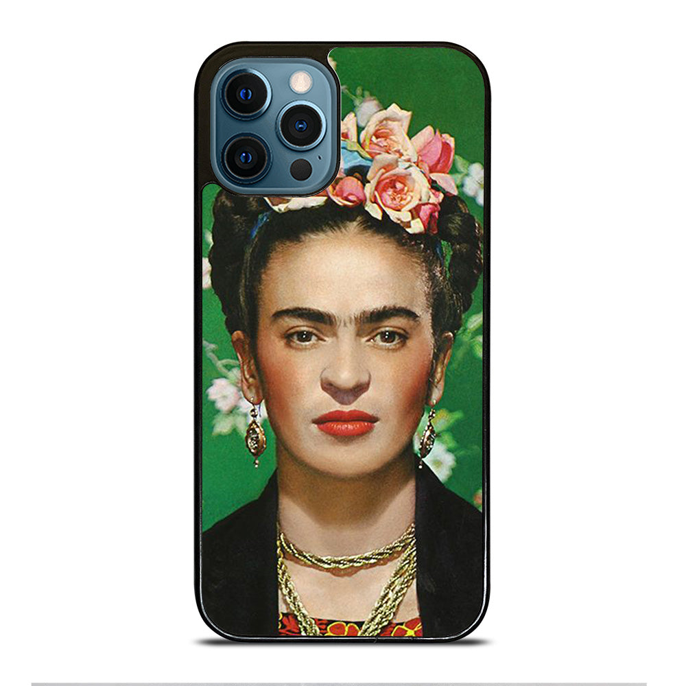 FRIDA KAHLO iPhone 12 Pro Max Case Cover - Favocase