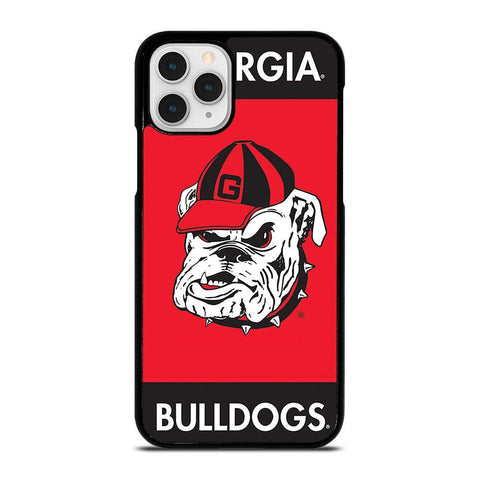 GEORGIA BULLDOGS UGA 3-iphone-11-pro-case-cover