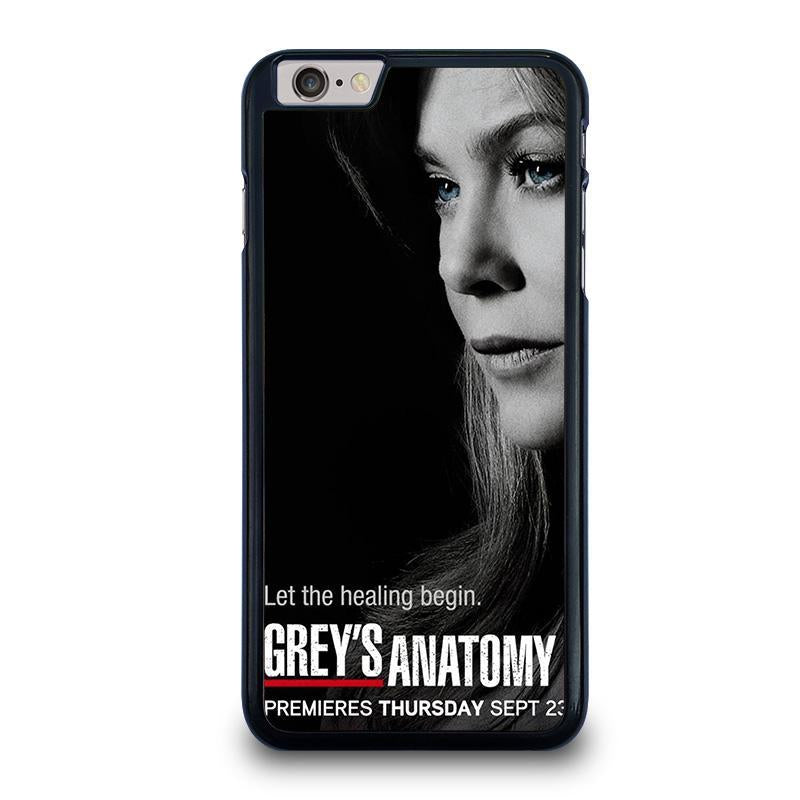 GREY'S ANATOMY MEREDITH iPhone 6 / 6S Plus Case Cover - Favocase